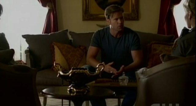 The Vampire Diaries Alaric joins Council