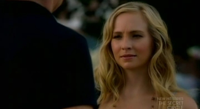 The Vampire Diaries 3x04 Caroline and Dad
