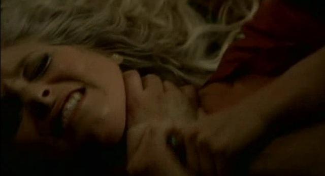 The Vampire Diaries 3x04 Caroline and Damon fight
