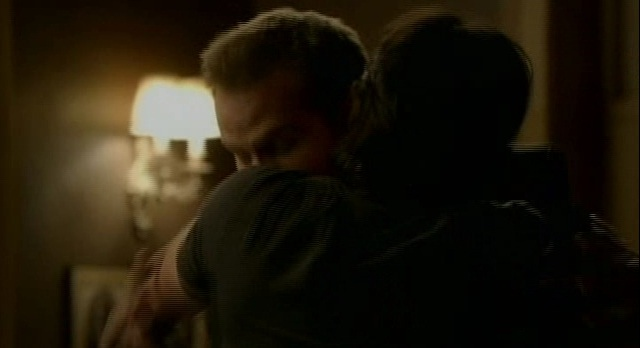 The Vampire Diaries 3x04 Damon attacks Bill