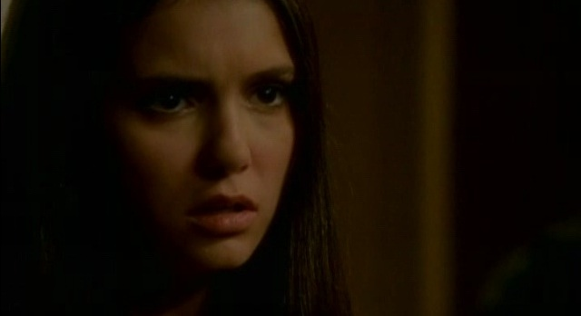 The Vampire Diaries 3x04 Elena and Damon argue