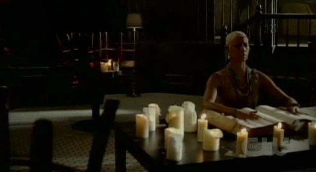The Vampire Diaries 3x04 Gloria uses powers