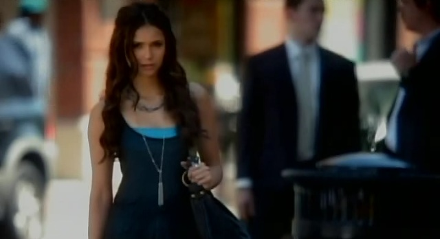 The Vampire Diaries 3x04 Katherine knows about the necklace
