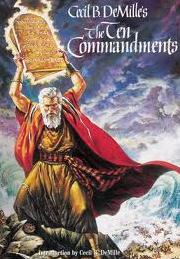 The Ten Commandments - Courtesy Paramount Pictures