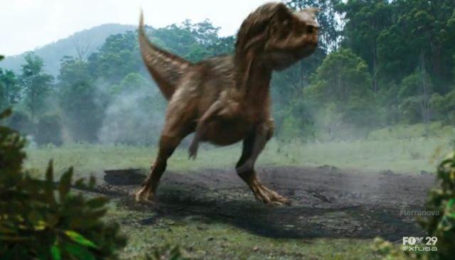 Terra Nova Dinosaur Species