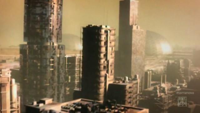 TerraNova S01x01 Cityscape