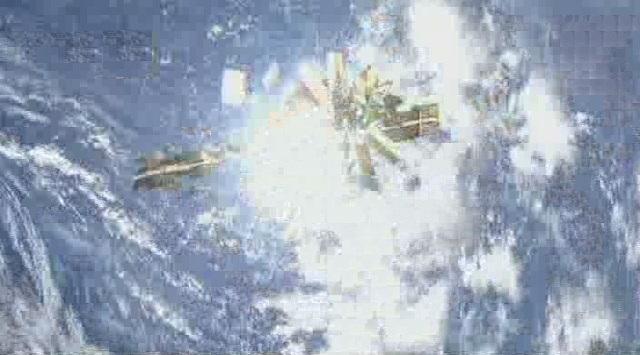 The Event S1x11 - Satellite comes under attack