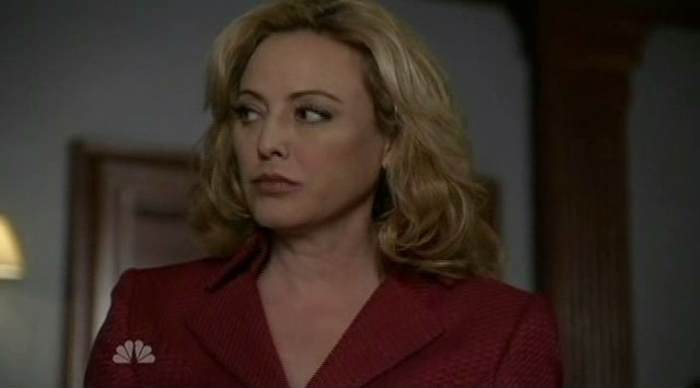 The Event S1x11 - Virginia Madsen as Senator Lewis