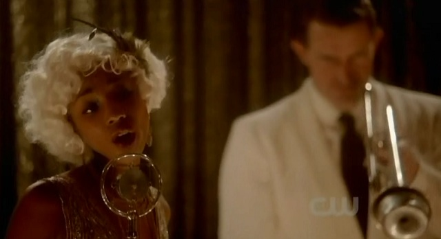 The Vampire Diaries 3x03 1920s Gloria