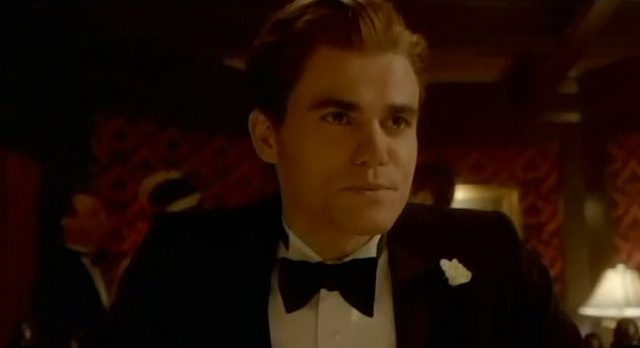 The Vampire Diaries 3x03 1920s Stefan Salvatore