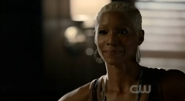 The Vampire Diaries S3x03 Present day Gloria