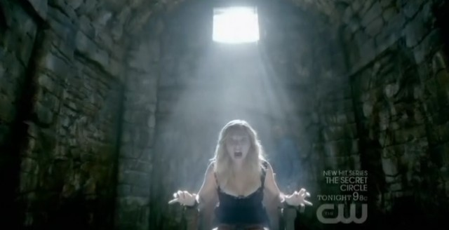 The Vampire Diaries 3x03 Caroline is tortured