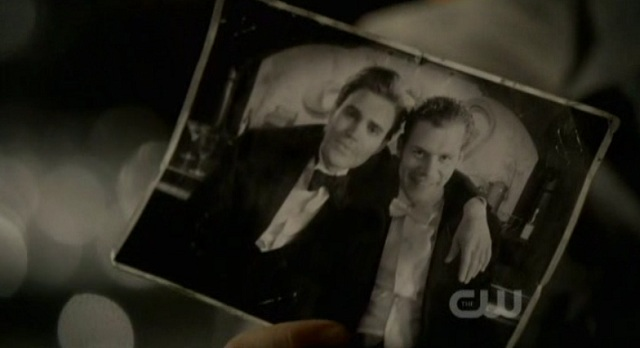 The Vampire Diaries S3x03 Stefan and Klaus photo