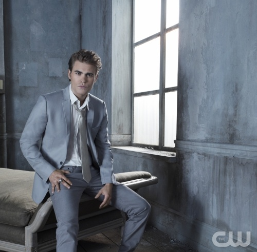 The Vampire Diaries Season 3 Promo Pics - Stefan Salvatore - Paul Wesley