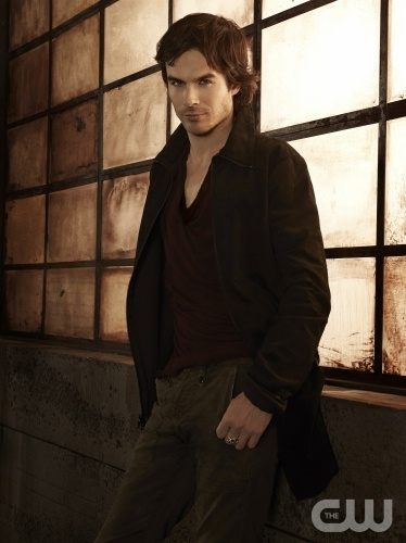 The Vampire Diaries Season 3 Promo Pics - Damon Salvatore - Ian Somerhalder