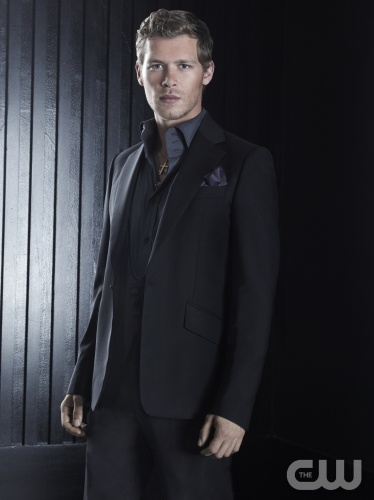 The Vampire Diaries Season 3 Promo Pics - Klaus - Joseph Morgan