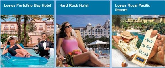 Visit Universal Studios Orlando World Class Hotels!