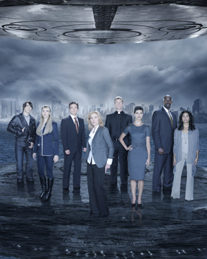 V Series – Visitors Arrival Thru Wormhole!