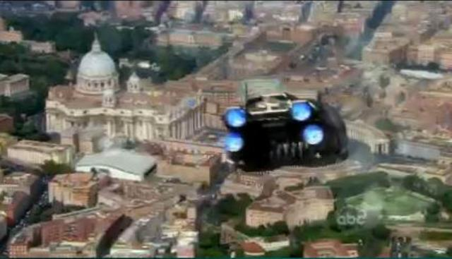 V Series S2x04 Unholy Alliance - On the way to the Vatican!