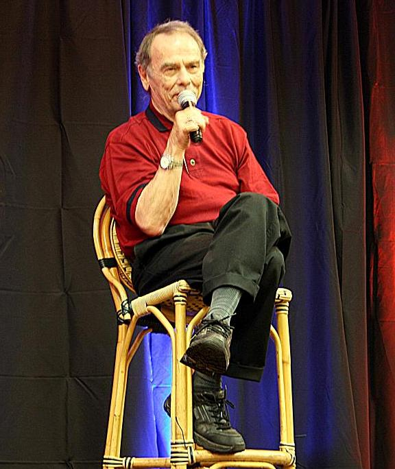VulcanCon 2010 - Dean Stockwell