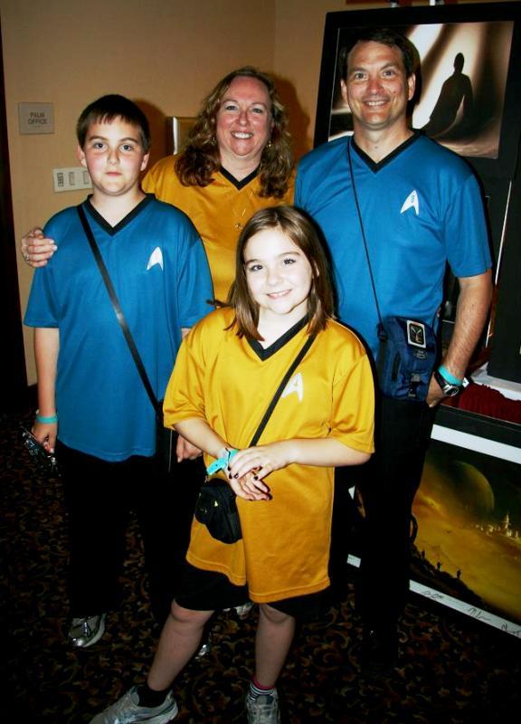 VulcanCon 2010 - Friends at Vulcan Events Tampa
