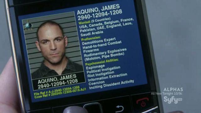 Aquino's profile
