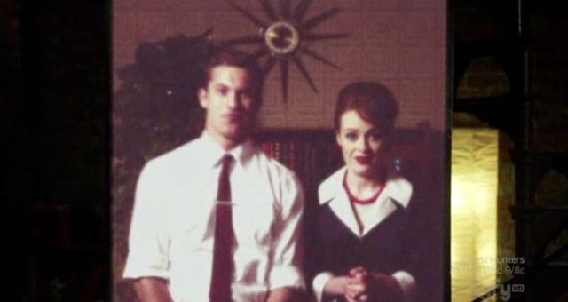 Warehouse 13 S2x10 - Alternate Pete & Myka in 1961