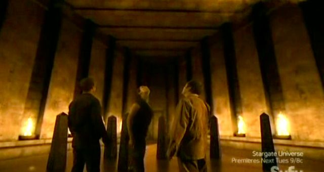 Warehouse 13 S2x11 - Great Hall WH2