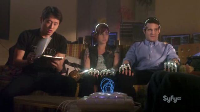 Warehouse 13 S3x06 More of gamers