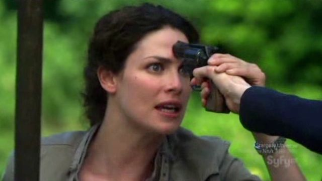 Warehouse 13 S2x12 - Then Kill me now!