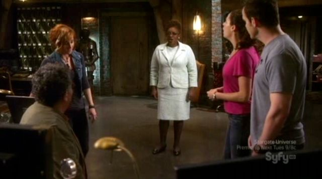 Warehouse 13 S2x12 - Mrs. Frederick speaks