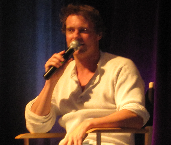 Michael Shanks at ChiCon 2010