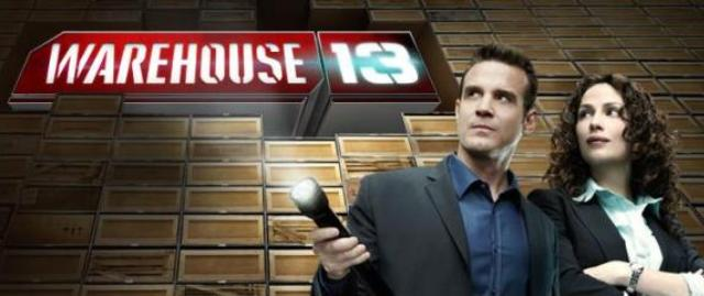 Warehouse 13 Banner - Click to learn more at Syfy!