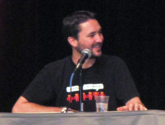 Wil Wheaton at PHXCC!
