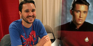 Wil Wheaton - Wesley of ST-TNG & The Guild