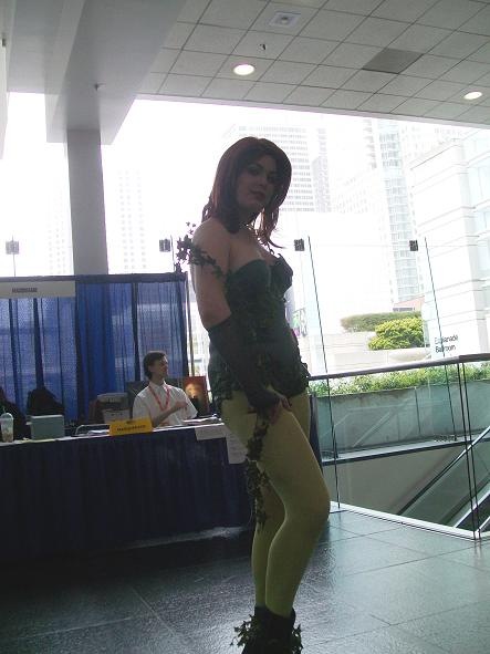 WonderCon 2010 - Costumed Lady