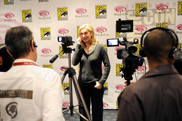 WonderCon 2011 - Elizabeth Mitchell
