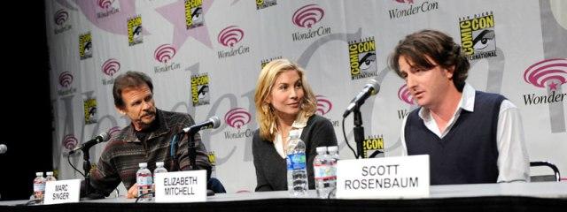 WonderCon-2011-Marc Singer Elizabeth Mitchel Scott Rosenbaum