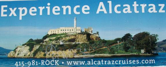 WormholeRiders Whovian on Alcatraz!