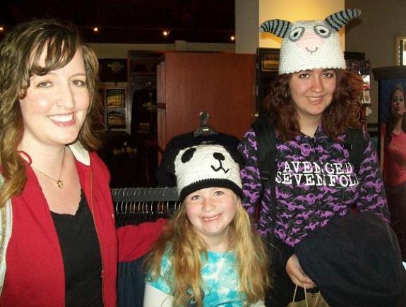 WormholeRider Whovian's Daughters!