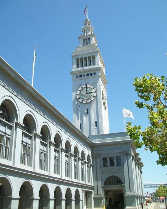 WormholeRiders at Historic Ferry Building!