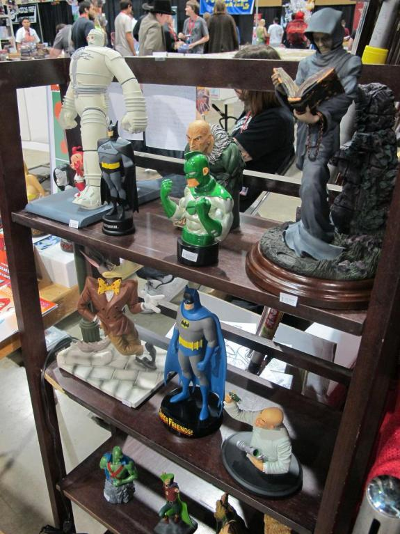 Cool Geekified Figurines at PHXCC!