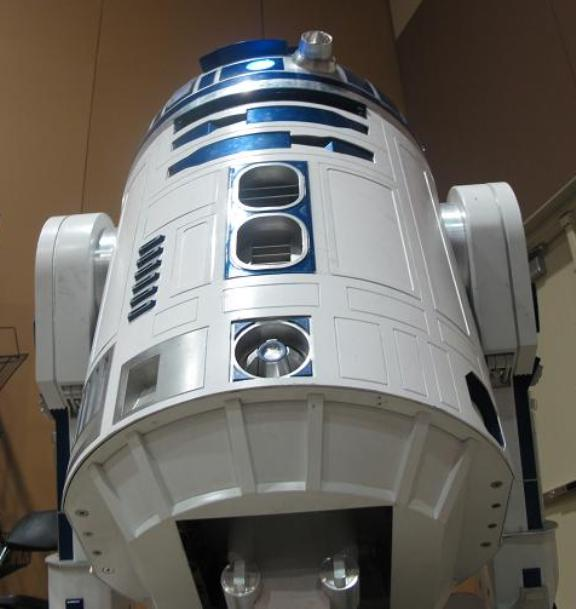 R2D2 at the PHXCC!