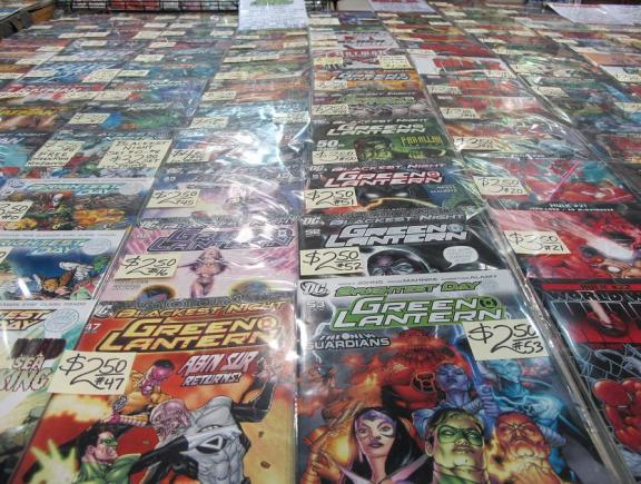Comics at PHXCC 2010!