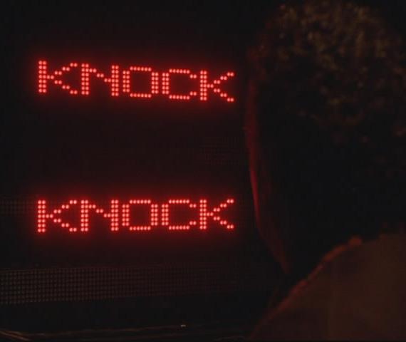 The Hacker says knock knock!