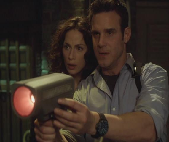 Agents using spectrometer