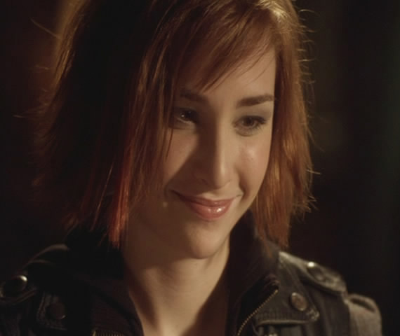 Warehouse 13 Allison Scagliotti as Claudia