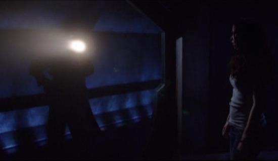 Stargate Universe S1x11 Space - Example of Dark Lighting