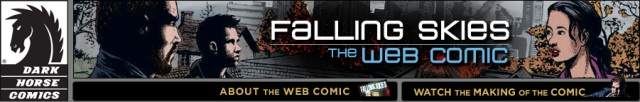 Falling Skies Webcomic