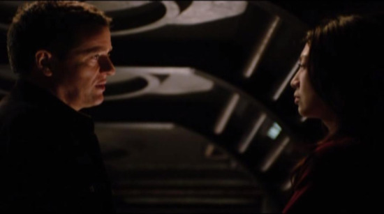 Stargate Universe S1x11 Space - Power Struggle 1